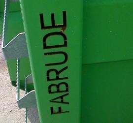 Louez vos bennes à Rodez avec Fabrude Recyclage